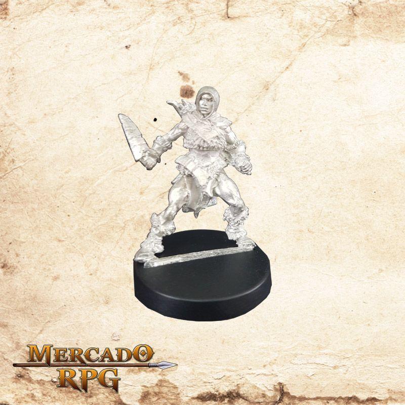 Grim Hulda - Miniatura RPG