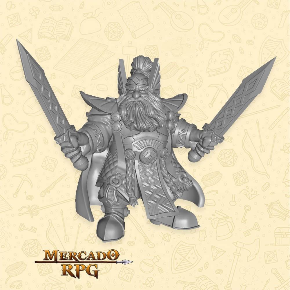Grimhold - Miniatura - RPG