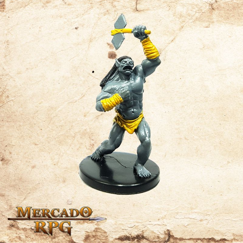 Grimlock Minion - Com carta  - Mercado RPG