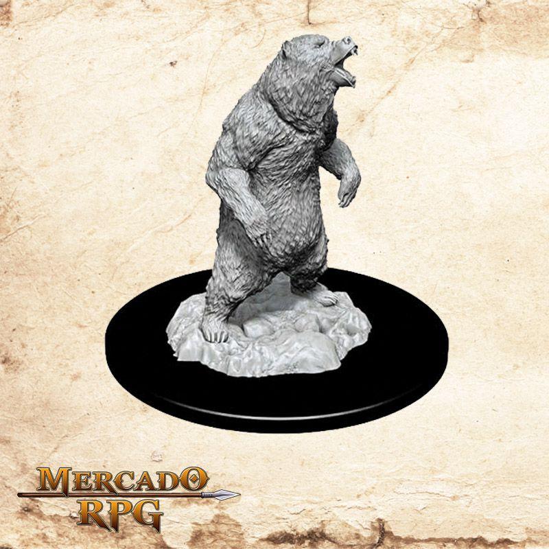 Grizzly - Miniatura RPG  - Mercado RPG
