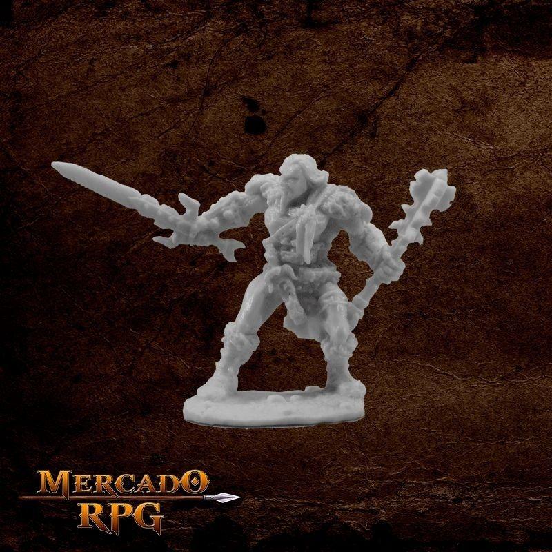 Grundor Hoardtaker, Mercenaries Sergeant  - Mercado RPG