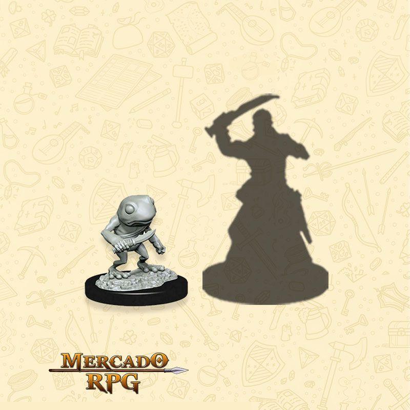 Grung A - Miniatura RPG  - Mercado RPG