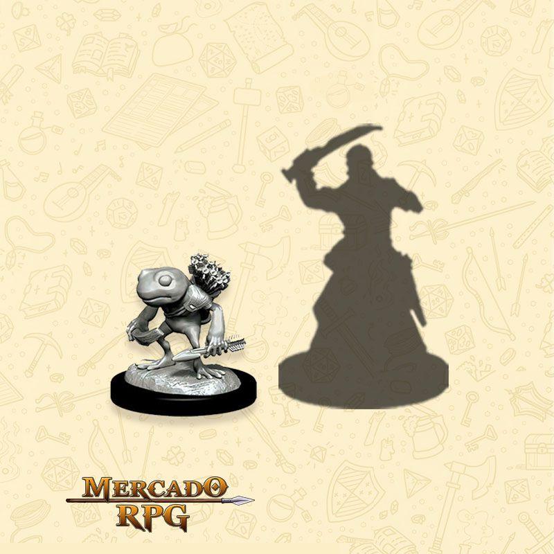 Grung C - Miniatura RPG  - Mercado RPG