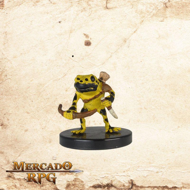 Grung Elite Warrior - Miniatura RPG  - Mercado RPG