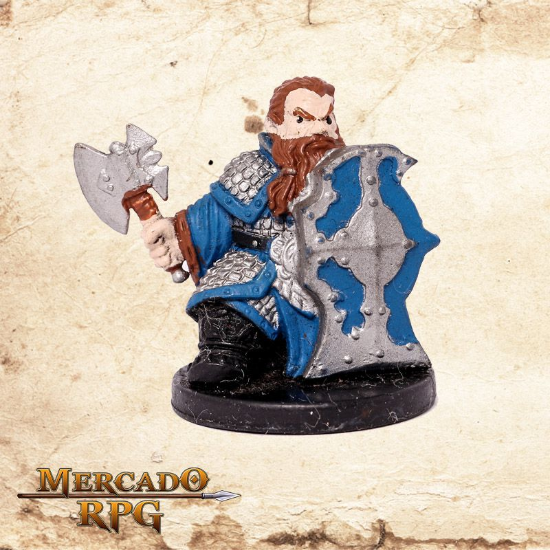 Guard of Mithral Hall  - Mercado RPG