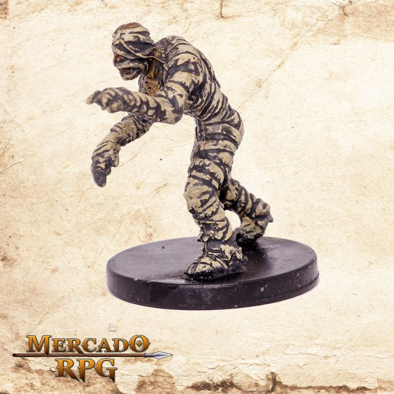 Guardian Mummy  - Mercado RPG