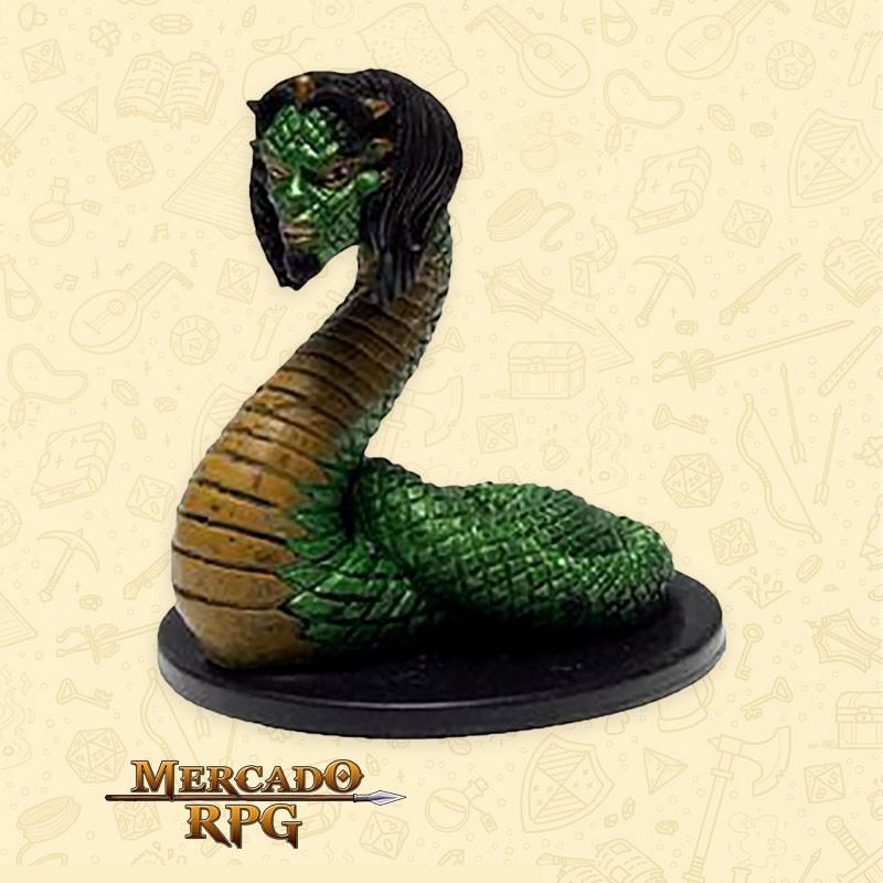 Guardian Naga - Miniatura RPG  - Mercado RPG