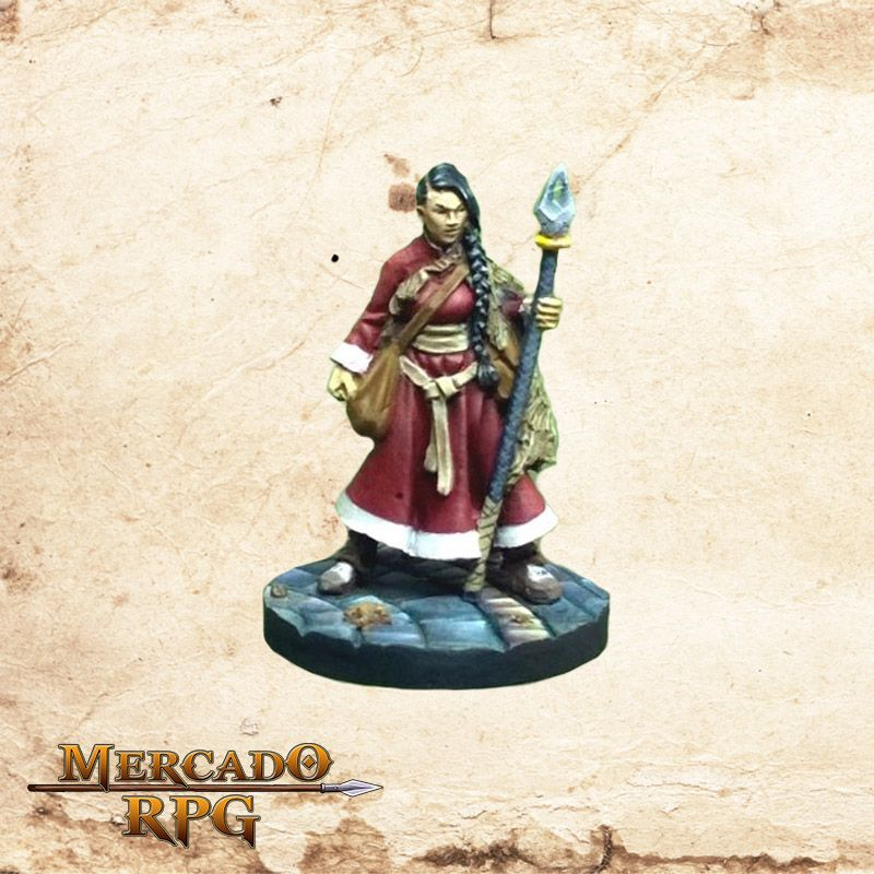 Gudridr the Golden  - Mercado RPG
