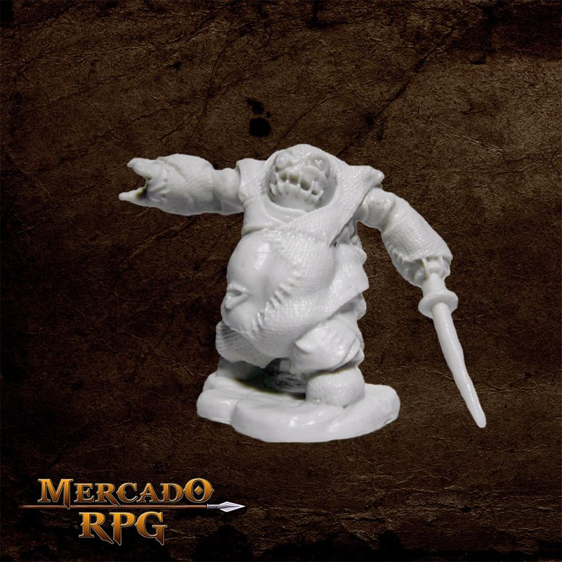 Gutrags, Stitch Golem - Miniatura RPG