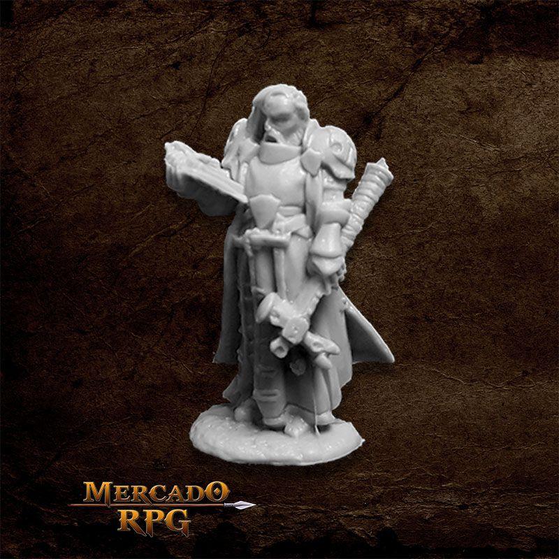 Halbarad, Cleric - Miniatura RPG  - Mercado RPG