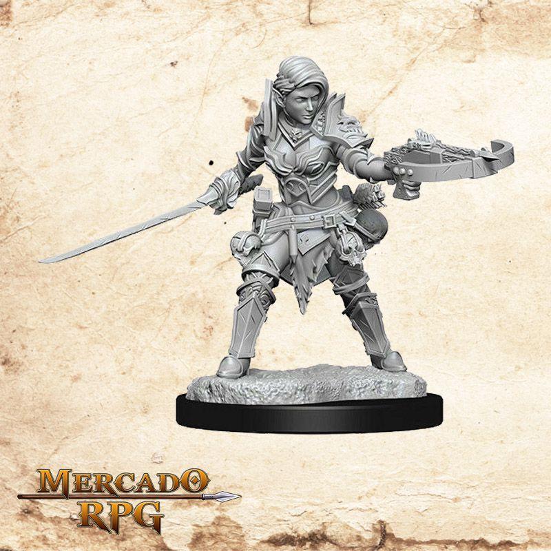 Half-Elf Female Ranger A