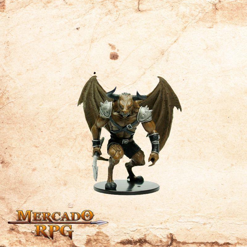 Half-Fiend Minotaur  - Mercado RPG