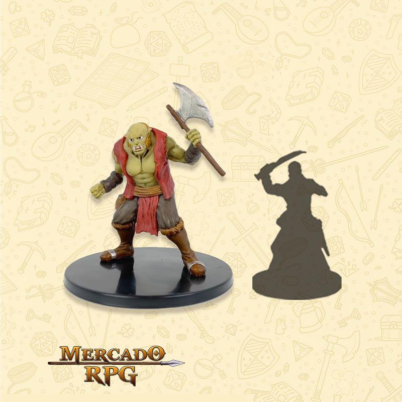 Half Ogre - Miniatura RPG  - Mercado RPG