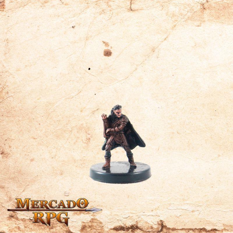 Halfling Slinger - Sem carta  - Mercado RPG
