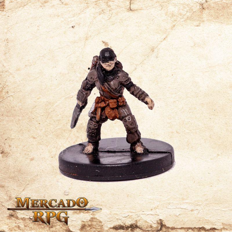 Halfling Tombseeker  - Mercado RPG