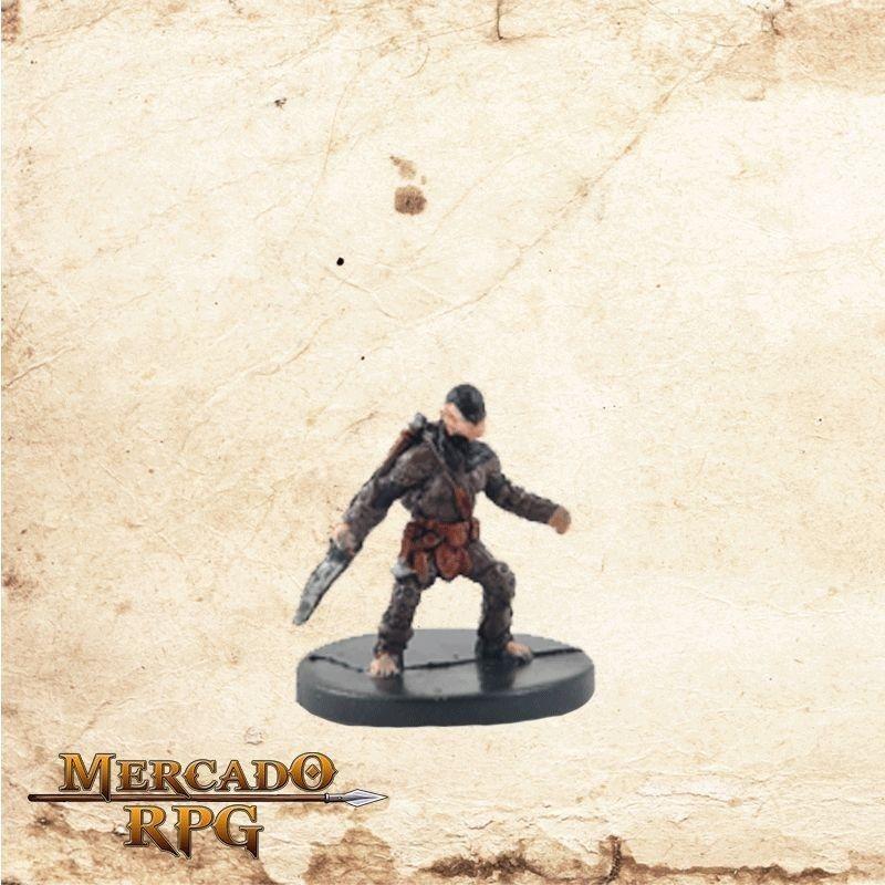 Halfling Tombseeker - Sem carta  - Mercado RPG