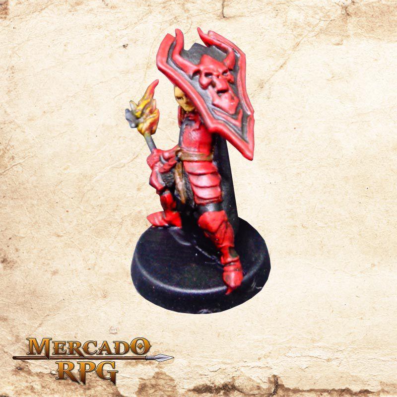 Hanssen Hanzar Caçador de Demônios  - Mercado RPG