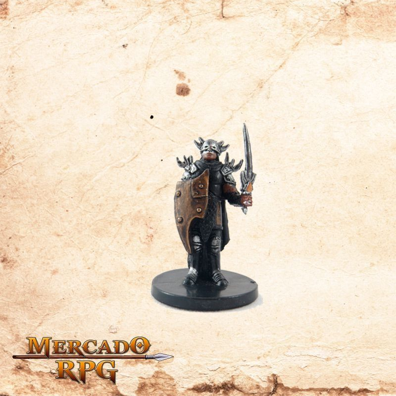 Harmonium Guard - Sem carta  - Mercado RPG