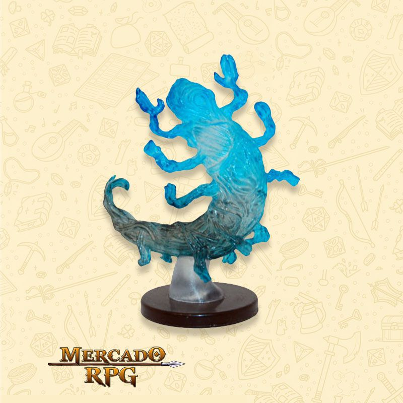 Hashalak Quori - Miniatura RPG D&D Icons of the Realms
