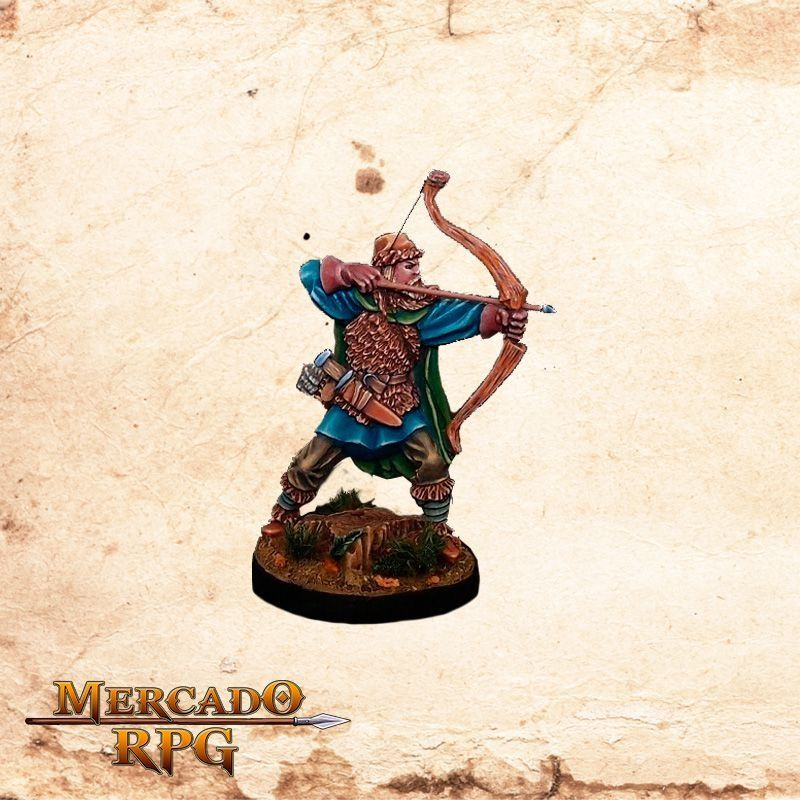 Hawkeyed Arvid  - Mercado RPG
