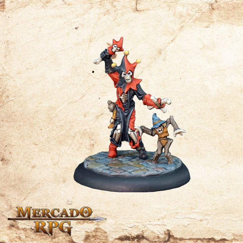 Hecklemeyer and Styx (Edição Especial) - Miniatura RPG