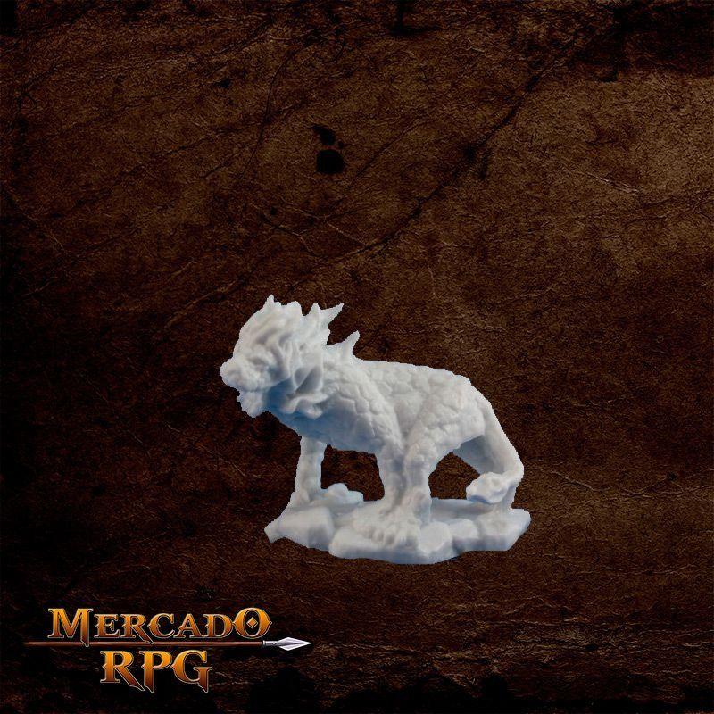 Hell Cat - Miniatura RPG Reaper Bones