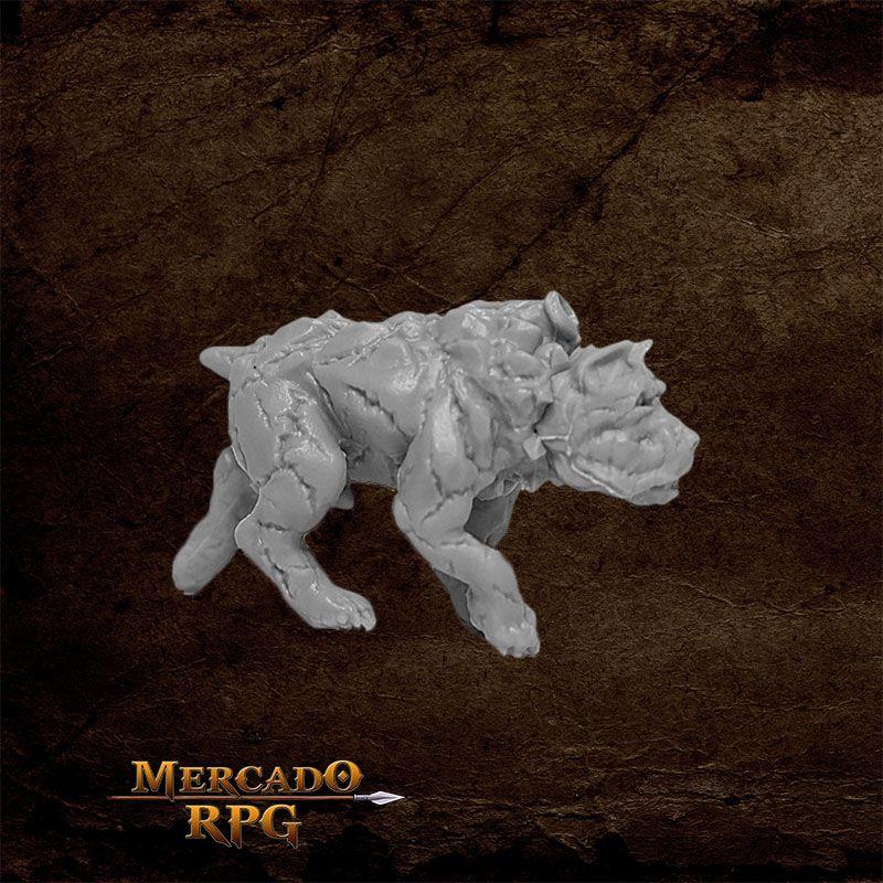 Hell Hound B - Miniatura RPG