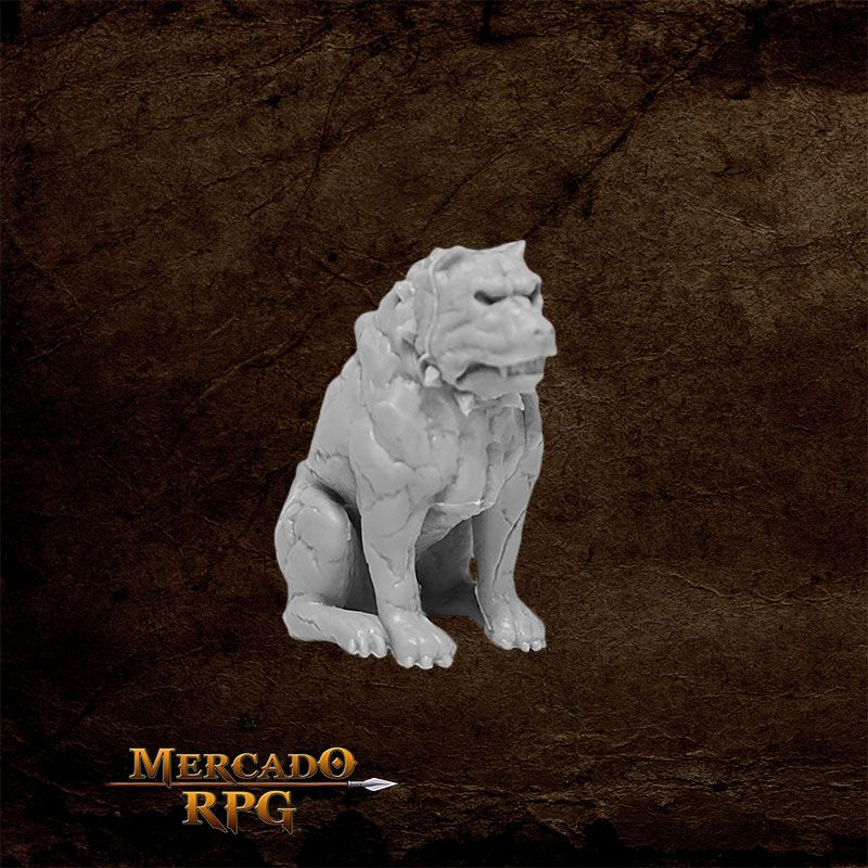 Hell Hound A - Miniatura RPG