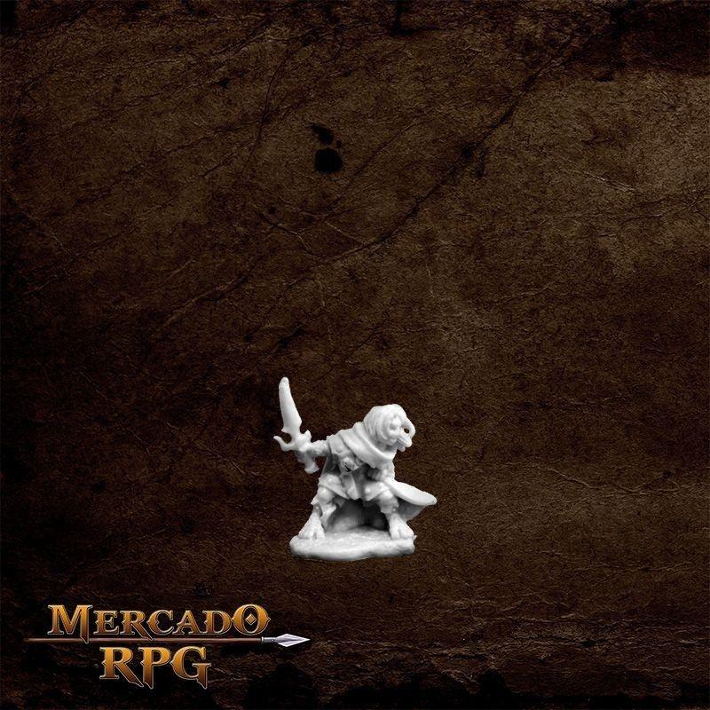 Hellakin Goregutter, Halfling Rogue  - Mercado RPG