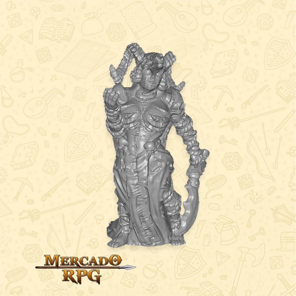 Hellish Matriarch - Miniatura - RPG