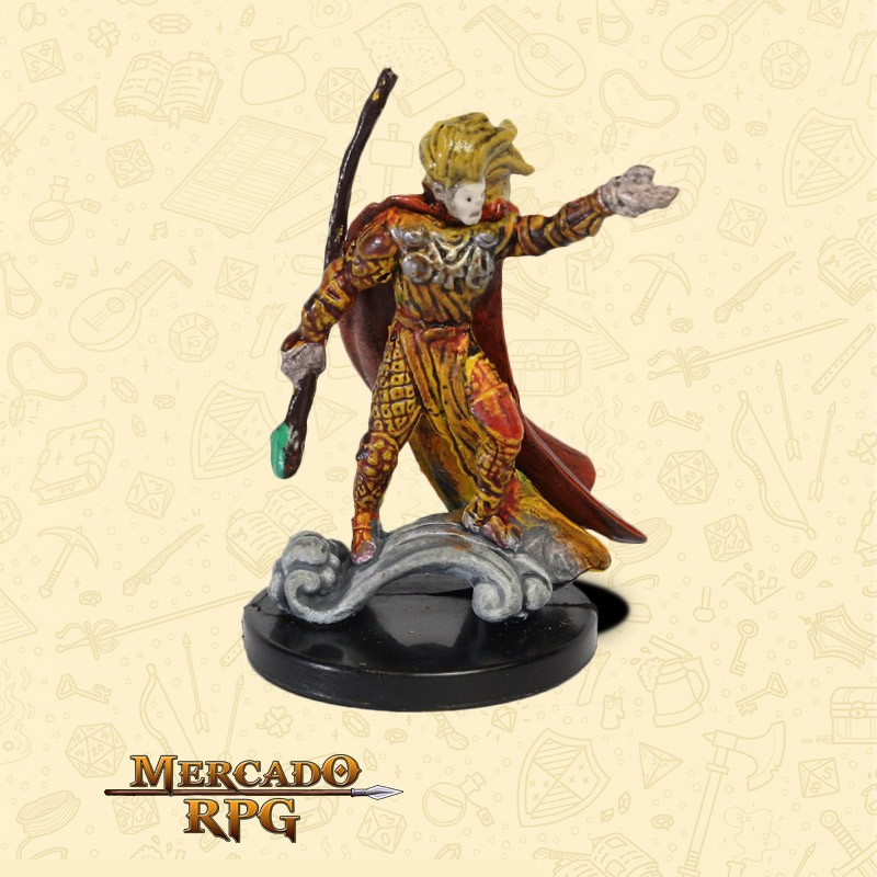 Hierophant of the Seventh Wind - Miniatura RPG