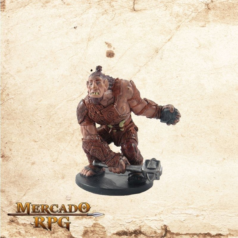 Hill Giant Chieftain - Com carta  - Mercado RPG