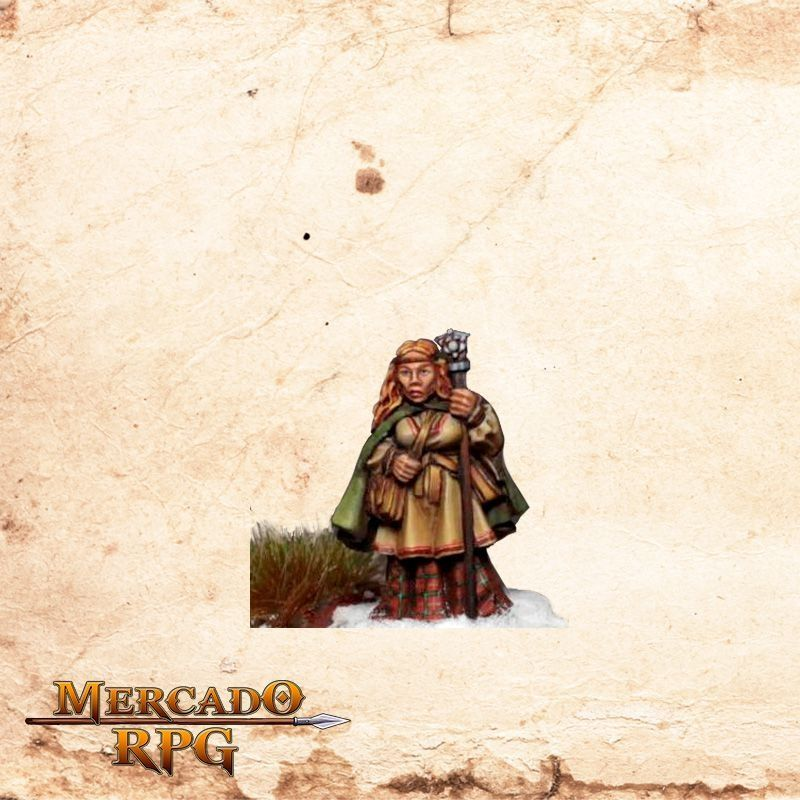 Hjordisa Ymirsdottir  - Mercado RPG