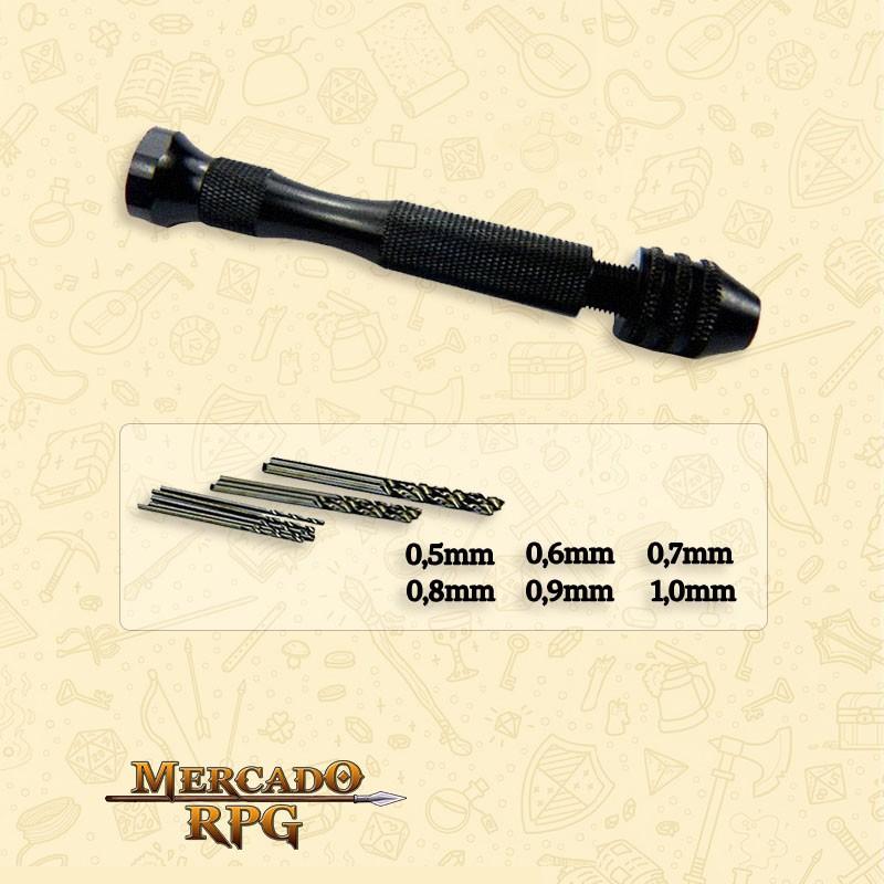 Hobby Hand Drill - RPG  - Mercado RPG