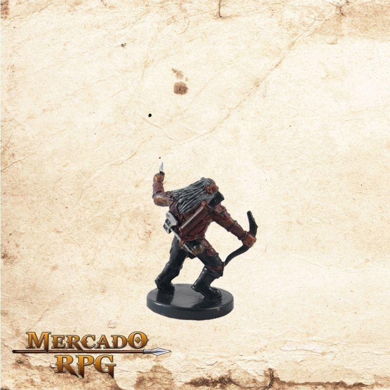 Hobgoblin Archer - Sem carta  - Mercado RPG
