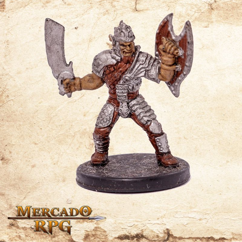 Hobgoblin Marshal  - Mercado RPG