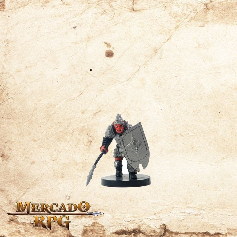 Hobgoblin Sergeant  - Com Carta  - Mercado RPG