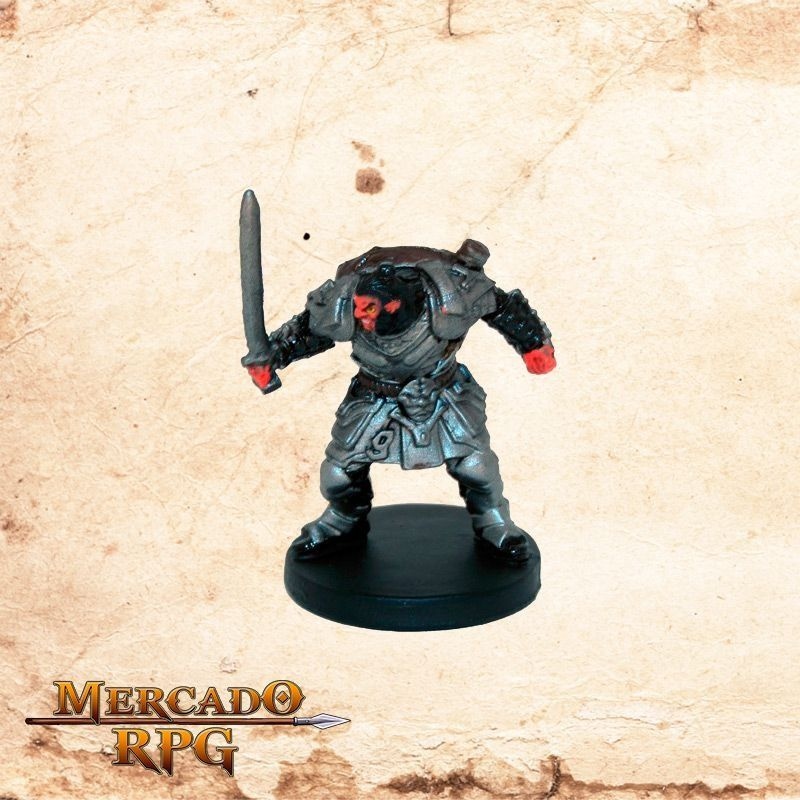 Hobgoblin Soldier  - Mercado RPG