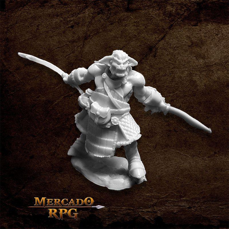 Hobgoblin Veteran A - Miniatura RPG  - Mercado RPG