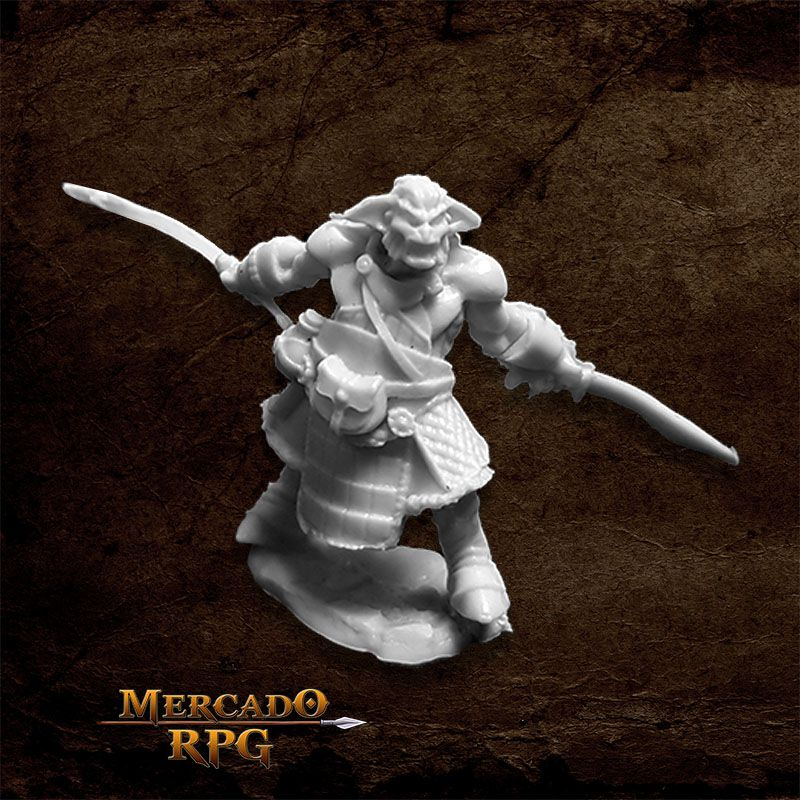 Hobgoblin Veteran A - Miniatura RPG