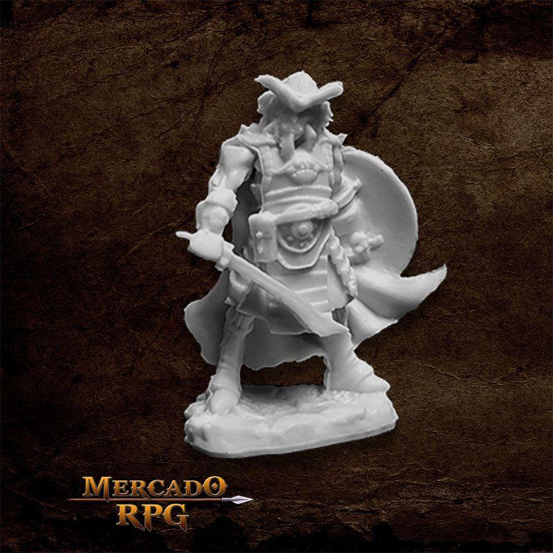Hobgoblin Veteran B - Miniatura RPG
