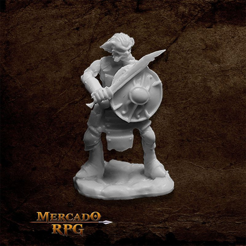 Hobgoblin Warrior A - Miniatura RPG