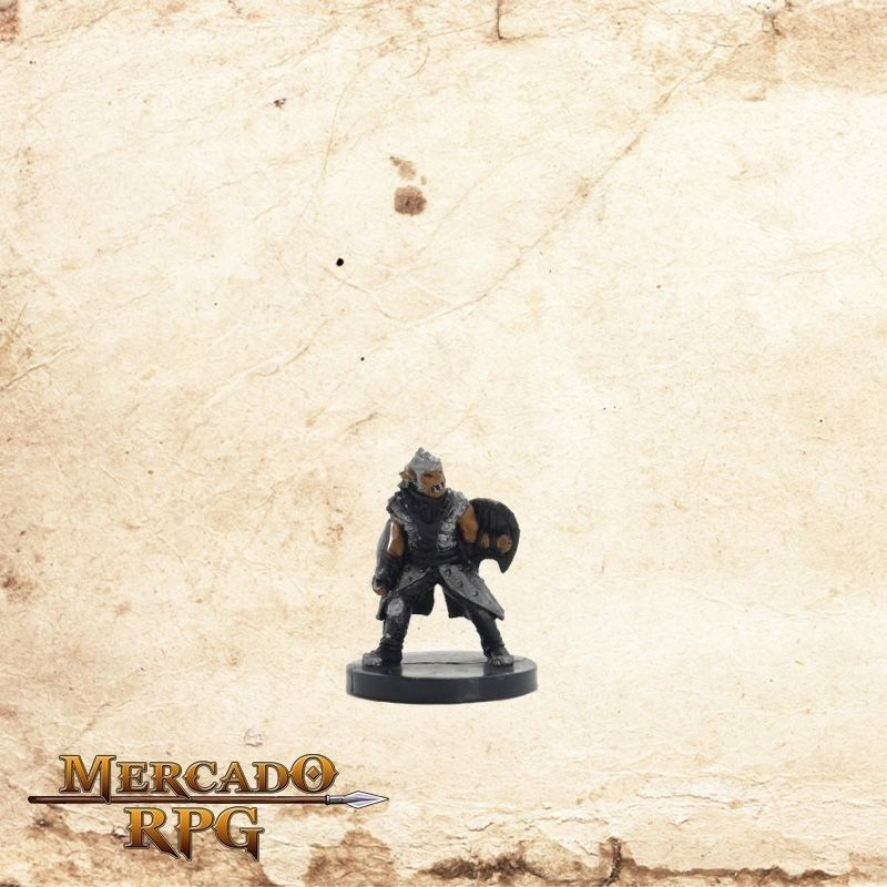 Hobgoblin Warrior - Com Carta  - Mercado RPG