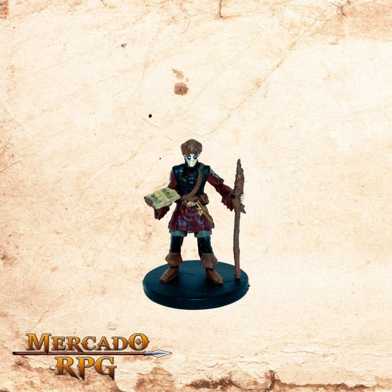 Hommet Shaw  - Mercado RPG