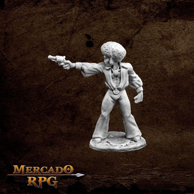 Horace Action Jackson  - Mercado RPG