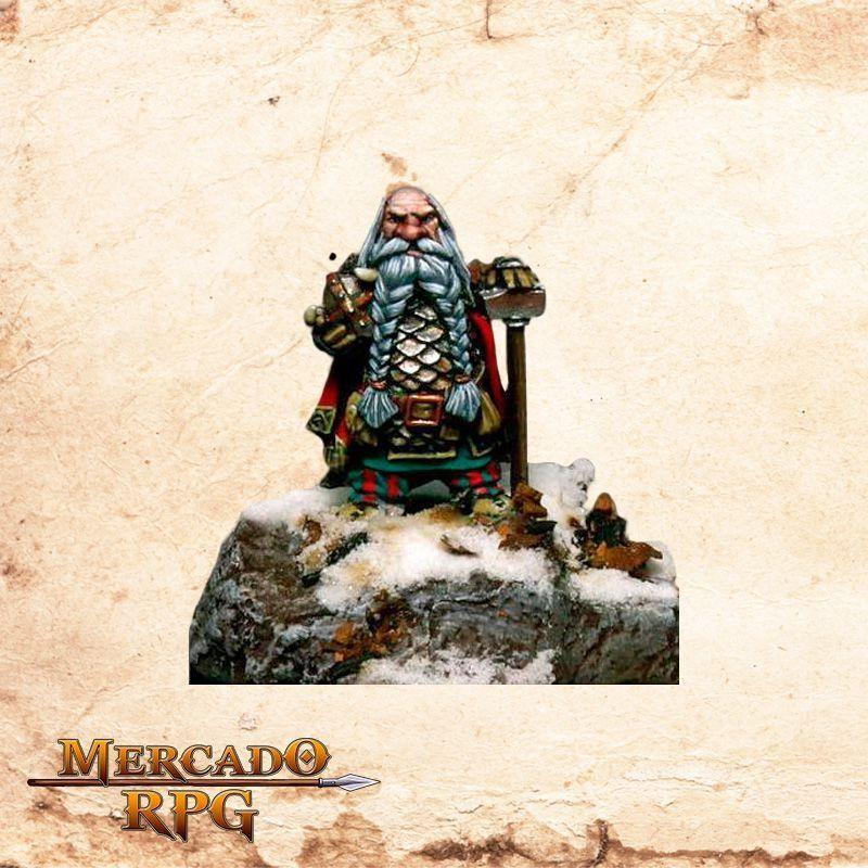 Hostrom Hammersmite  - Mercado RPG