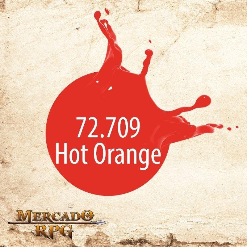 Hot Orange 72.709  - Mercado RPG