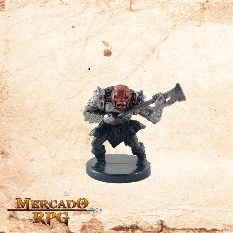 Howling Orc - Com carta  - Mercado RPG