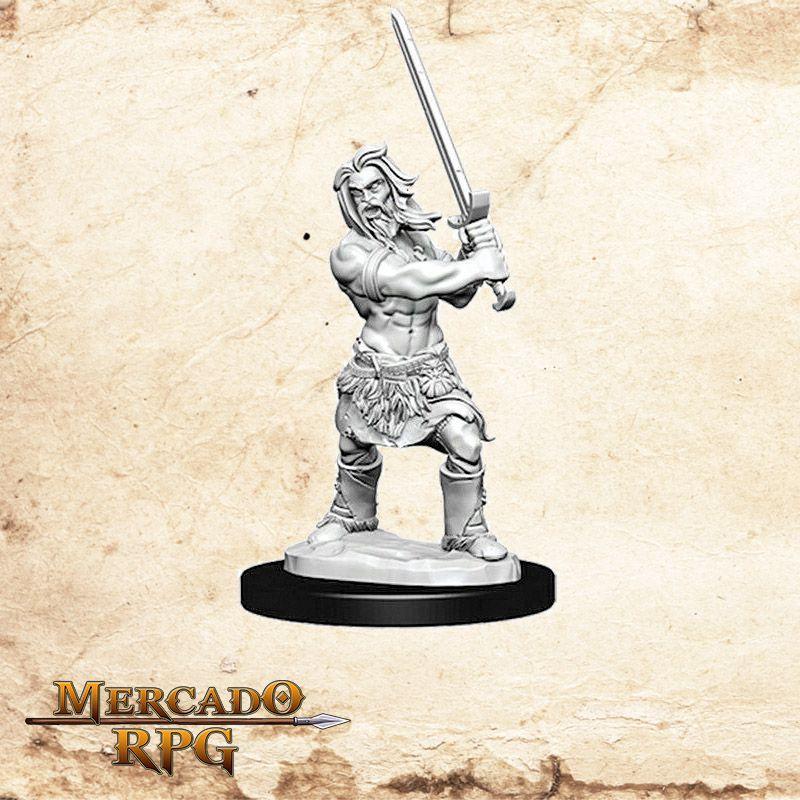 Human Male Barbarian C