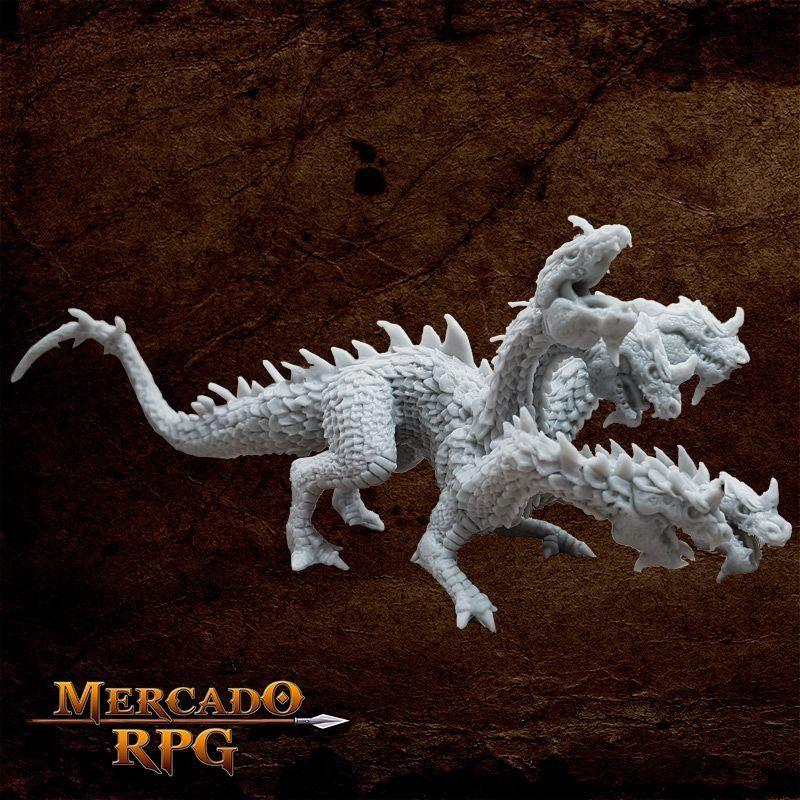 Hydra  - Mercado RPG